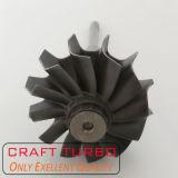 Asta cilindrica della rotella di turbina di GT1749S 715924
