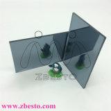 Specchio industriale tradizionale Unframed 100% dell'argento del rifornimento/piatto di Alu