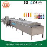 De Machine van de Pasteurisatie van het Vruchtesap en Fruit en Plantaardige Steriliserende Machine