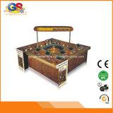 Máquina de entalhe video da roleta da roda do casino de Royale de 8 jogadores