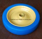 12 يملّس بوصة [12إكس3] مسطّحة حرّة [بو] زبد إطار العجلة مع فولاذ حاسة