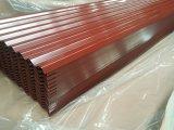 Bobine en acier galvanisée enduite d'une première couche de peinture plongée chaude pour la construction de bâtiments