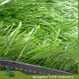 Erba poco costosa di gioco del calcio del tappeto erboso artificiale dei 12000 di Dtex tappeti erbosi sintetici dell'erba/del tappeto erboso campo di calcio
