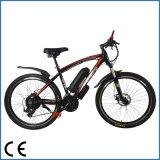 bici eléctrica de la ciudad de la batería de litio de 26inch 250W 36V (OKM-1323)