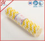 Paja de consumición grande de Paer con los materiales de la categoría alimenticia