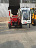 1.0 Kapazitäts-automatischer Betonmischer-LKW für Bauindustrie
