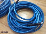 Lisser/le tuyau hydraulique à haute pression en caoutchouc industrie de surface de tissu