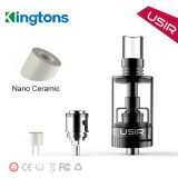 Neues Vape Tank Usir 2016 Glass Atomizer mit Ceramic Coil