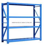 Estante del almacenaje del almacén/estante de las mercancías del almacén/estantería de acero