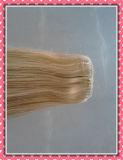 Extensão brasileira do cabelo do Virgin Grampo-na cor do piano do cabelo humano das extensões 100% do cabelo