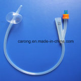 Catetere urinario del silicone a gettare/catetere pediatrico di Foley