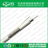 RG6 avec le câble coaxial de liaison de messager pour CATV (F660BVM/F677BVM/F690BVM)