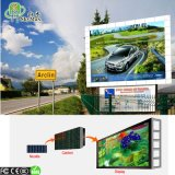 Afficheur LED de l'intense luminosité HD de projet de gouvernement de Skymax