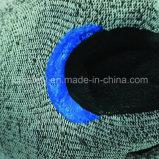 Renforcé Anti-Couper le gant de travail avec le plongement normal de latex (LD8050)