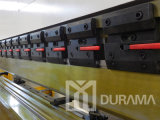 Durama Hydraulic Folding Machine、Press Brake、Bending Machine、Fast ClampingのPlate Bending Machine