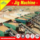 Aufbereitende Maschine für Gold, Eisen, Wolfram, Zinn, Diamant