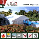 100 tentes de mariage de crête élevée de personnes pour des événements extérieurs