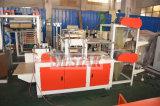 Doppelte Zeilen Plastikhandschuh, der Maschine herstellt (GBA -500 II)