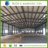 Constructeur préfabriqué Chine d'entrepôt en vrac de sandwich à Heya