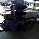 Linea di produzione libera del piatto della macchina della scheda della gomma piuma del PVC macchina dell'espulsione della scheda