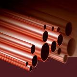 Tubo de cobre recta, tubo ACR, ASTM-B280, tubo recto con un buen rendimiento
