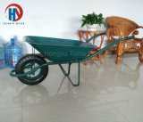 Wheelbarrow modelo clássico de Wb6400 France 65L 5CF