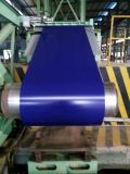 (0.14mm-1.0mm) 빌딩 PPGI를 위한 강철 코일이 입힌 색깔에 의하여 직류 전기를 통했다