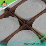 Niedrige Wärmeleitfähigkeit Needled keramische Faser-Zudecke
