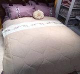 Свежий покрашенный Quilt вышивки хлопка