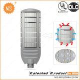 UL Dlc Lm79 5 indicatore luminoso di via della garanzia 210W LED di anno