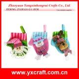 Decoración casera de Navidad del guante de la Navidad de la decoración de la Navidad (ZY14Y159-1-2-3)