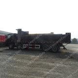 HOWO A7 12 바퀴 덤프 트럭 8X4 팁 주는 사람 트럭