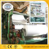 ロール用紙を作るための機械