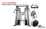 Instrutor funcional funcional comercial do instrutor/do equipamento edifício Equipment/Strength da aptidão Equipment/Gym Equipment/Body