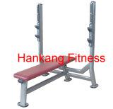 Bodybuildingmaschine, Gymnastik-Gerät, Eignung Gerät-Olympisch, flacher Prüftisch (PT-942)