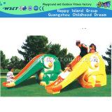 De plastic Jonge geitjes van het Stuk speelgoed glijden Dierlijk Model van Kleine Dia's (M11-09806)