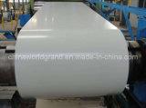 Vorgestrichener galvanisierter Stahlring (Ral9016)