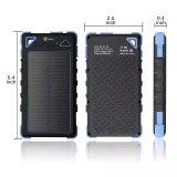 Cargador solar original de la batería de la potencia del teléfono móvil de la fábrica