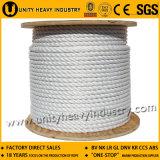 Nylon веревочка полиэфира веревочки PP веревочки полипропилена веревочки 3-Strand