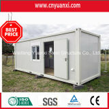 20ft Prefabricated Container House con la camera da letto Un Bathroom di Un