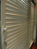 De Schuifdeur van de Luifel van het Blind van het Frame van het aluminium, het Venster van het Blind