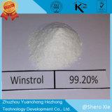 Polvere steroide grezza Winstrol/Stanozol degli steroidi di Anabolin per guadagno del muscolo del Bodybuilder