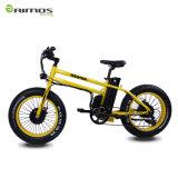 20 بوصة [لوو بريس] [بدلك] بطارية [موبد] إطار العجلة سمين درّاجة كهربائيّة