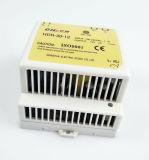 AC de longeron DIN à l'entrée 88-264VAC de bloc d'alimentation de commutateur de C.C pour sortir 30W, 5VDC, 12VDC, 15VDC, 24VDC peut être offert le ce, RoHS, ERP, ISO9001