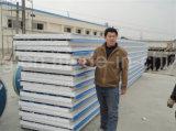 壁および屋根950 960 EPS/PUの岩綿サンドイッチパネル