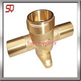 Parti di tornitura lavoranti dell'asta cilindrica di CNC dell'asta cilindrica lunga di precisione del tornio