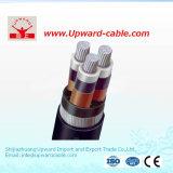 Aluminiumlegierung-Leiter-XLPE Isolierenergien-Kabel