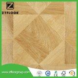 Ce de papel importado laminado de madera del azulejo de suelo impermeable