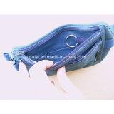 Мешок шкафута пояса деньг ткани джинсыов с RFID для перемещать