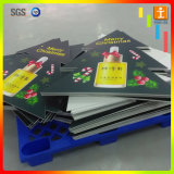 Scheda a base piatta UV di stampa del preventivo su legno per la pubblicità (TJ-UV-15)
